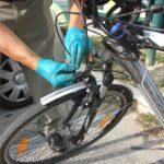 Riaparazione biciclette