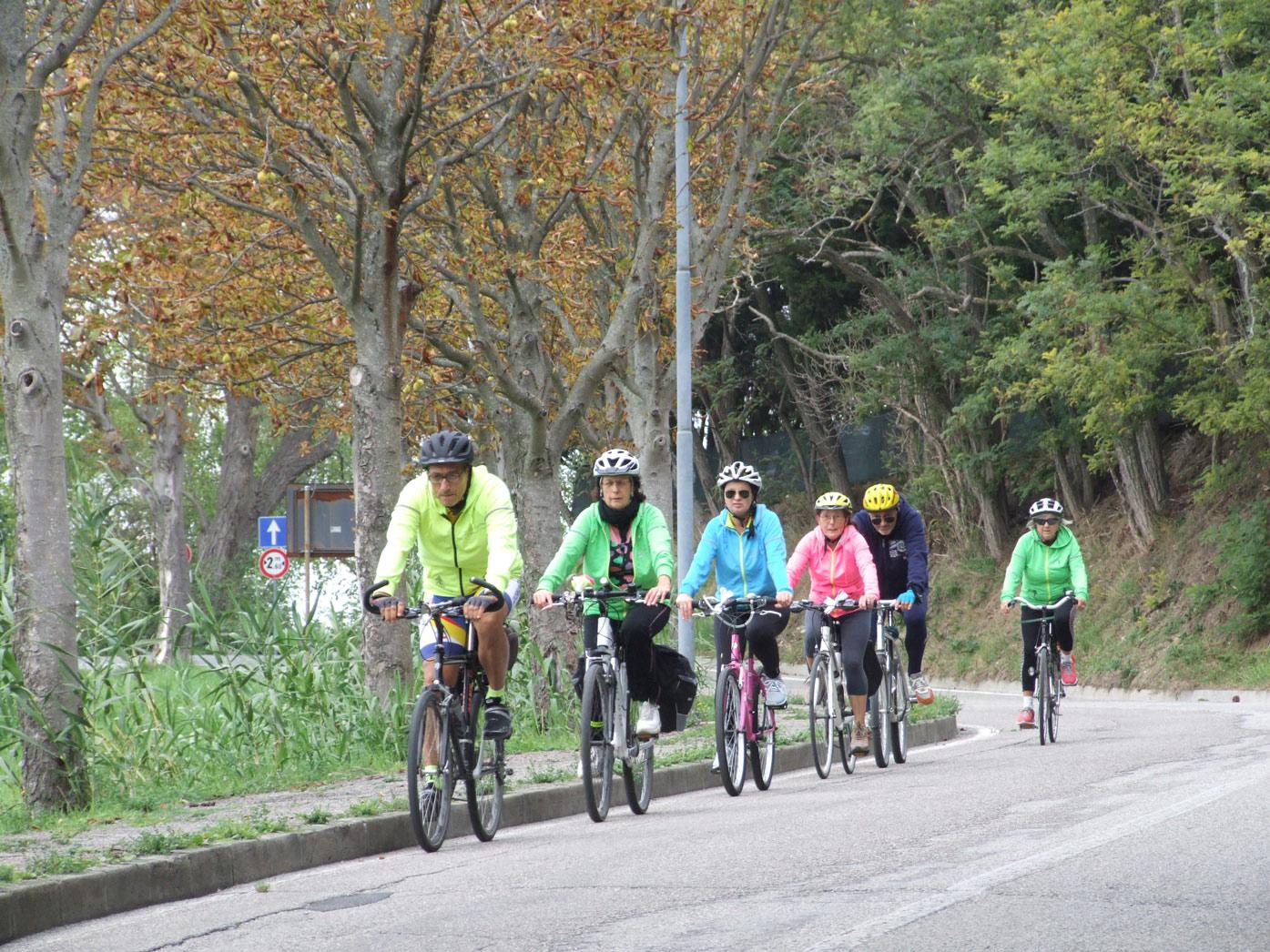 Cicloturismo-Valli Bolognesi
