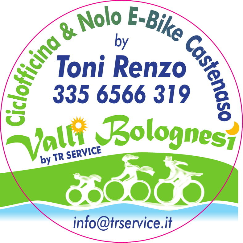 CICLOFFICINA&NOLEGGIO e-BIKE VALLI BOLOGNESI CASTENASO